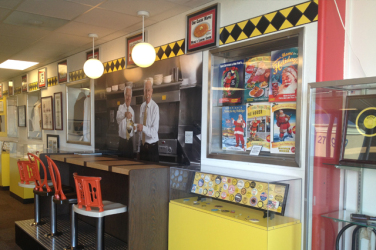 Waffle House Museum Magnum