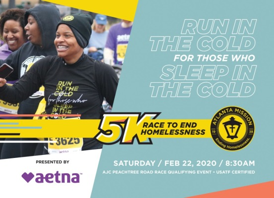 Atlanta Mission 5k Presented By Aetna