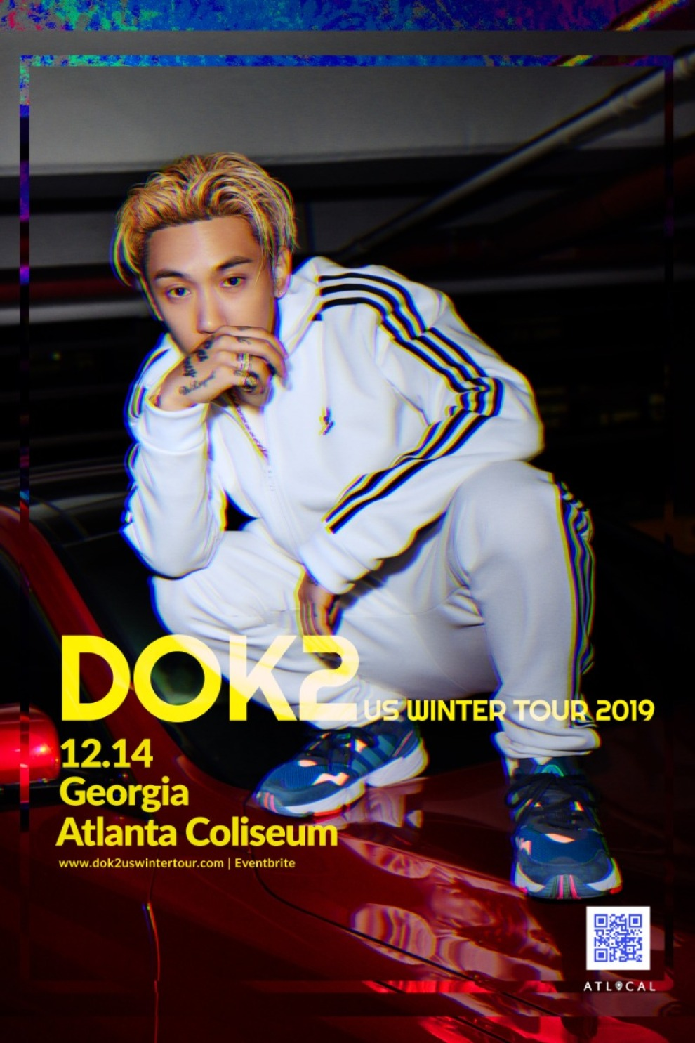 DOK2 Winter Tour V2 12x18