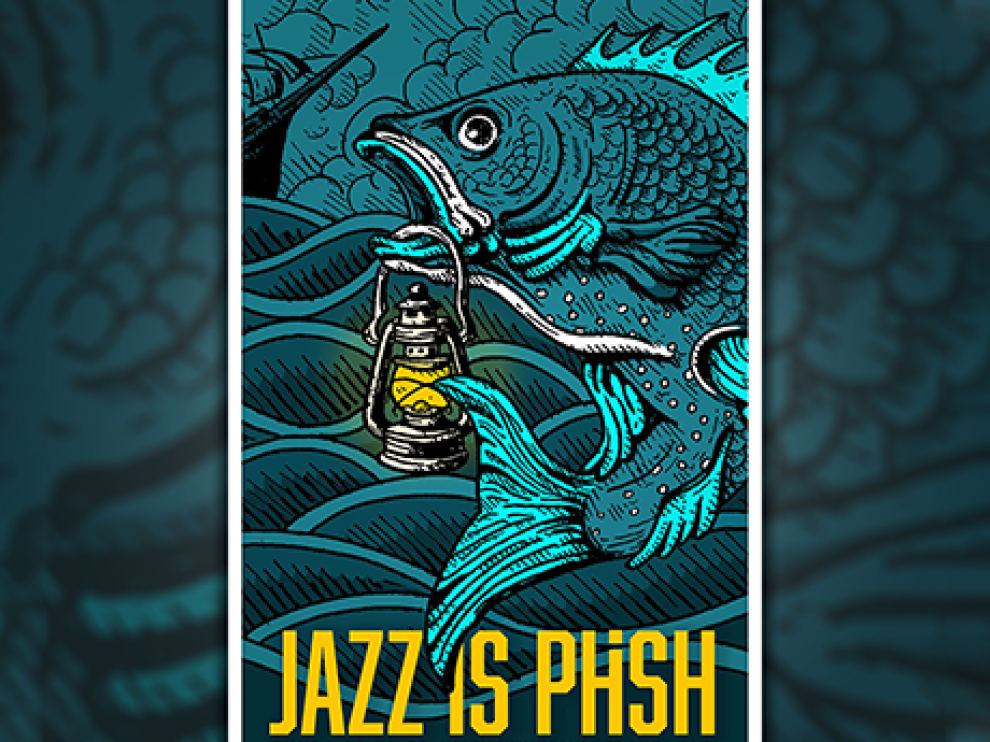 Banner Jazz Is Phish 1