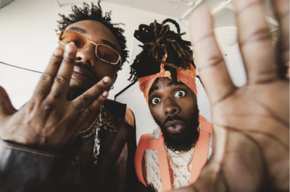 Earthgang Photo By Grizz