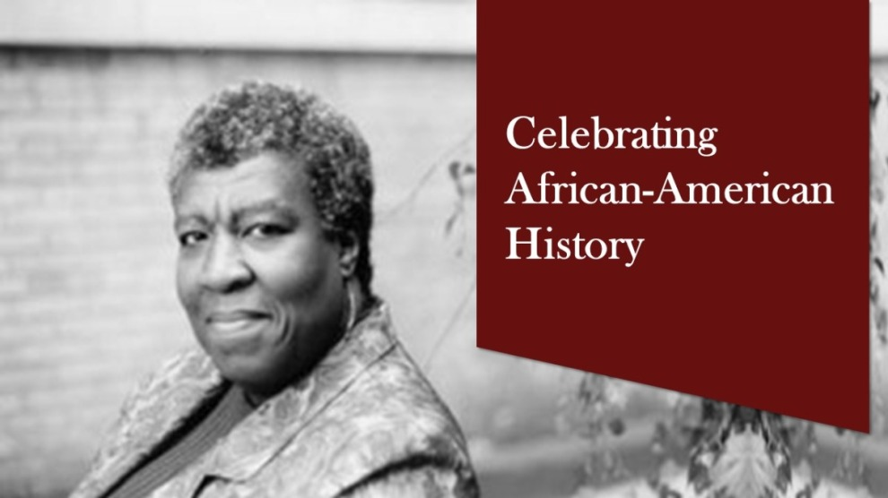 Celebrating African American History Octavia Butler