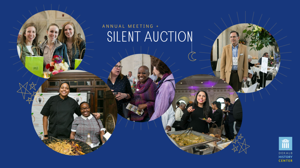 DHC Press Release   Silent Auction Graphic