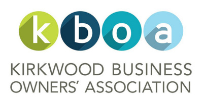KBOA Kirkwood Business Owner's Association