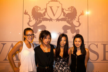 Cutline: WHERE THE GIRLS ARE: Club promoters boast a 70-percent Asian turnout every Friday at Vanquish. Photo by Dustin Chambers CL/2015