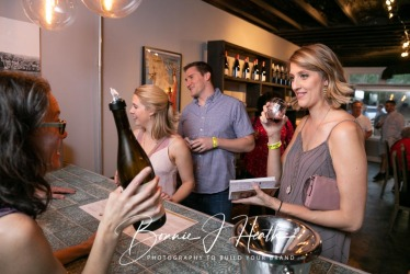 Photo Credit: Bonnie Heath, To Build Your Brand. 2019 Kirkwood Wine Stroll