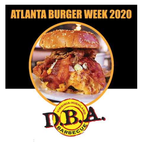 Burger Week   DBA BBQ