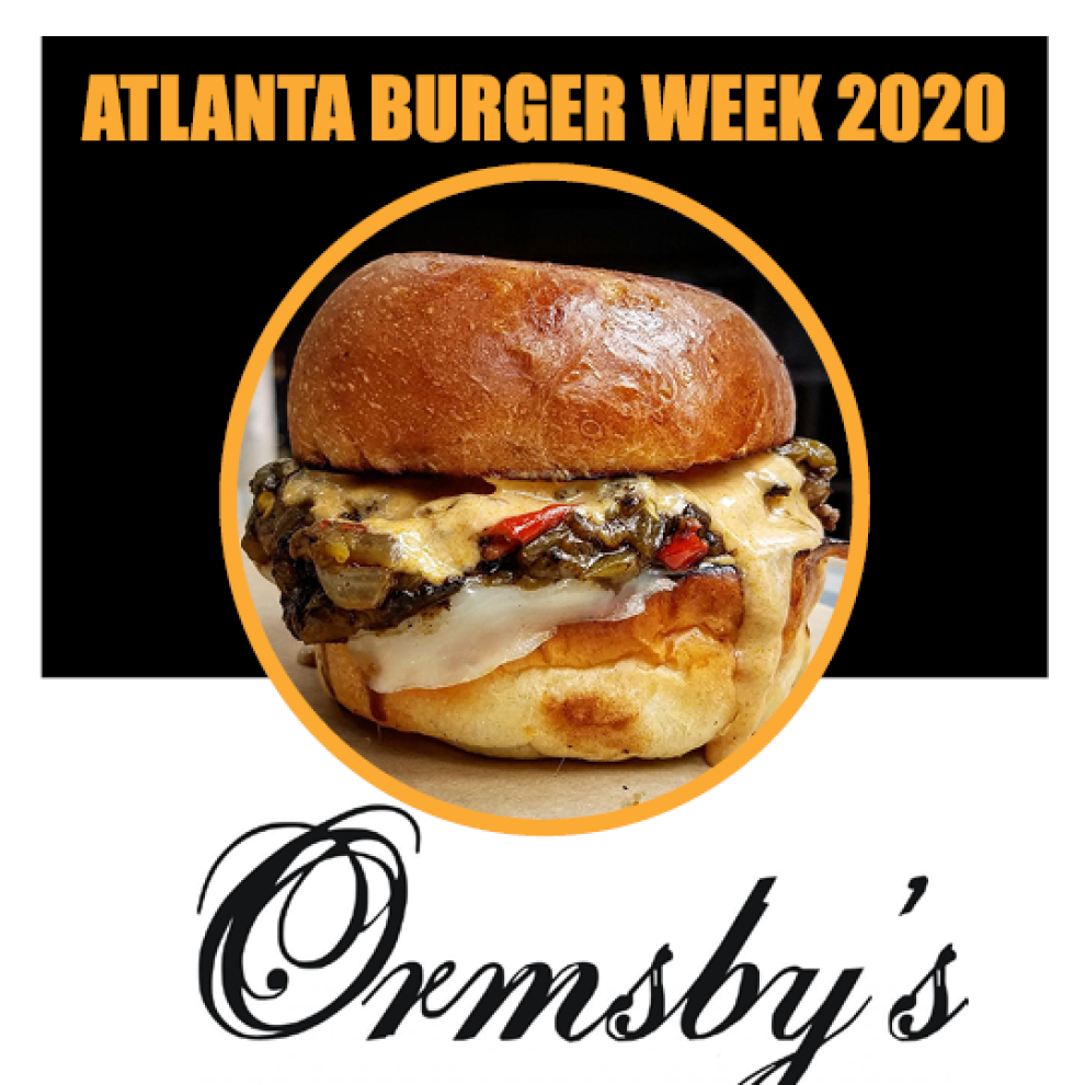 Burger Week   Ormsby's