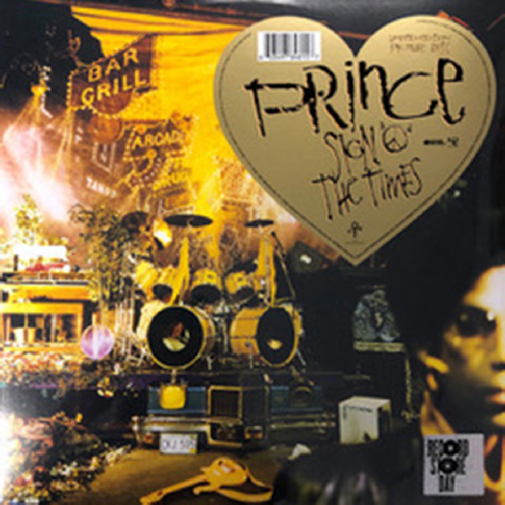 Prince Sign O The Times 2LP Picture Disc