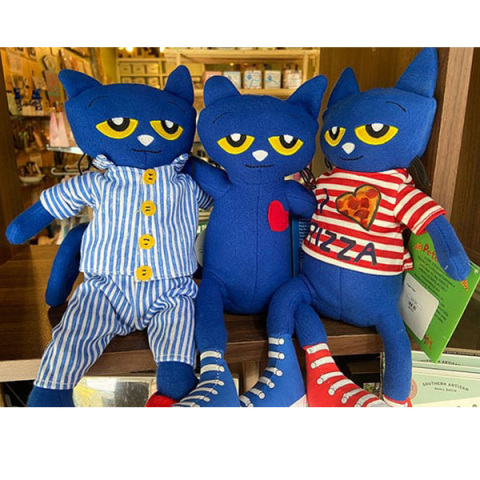 Pete The Cat Plush