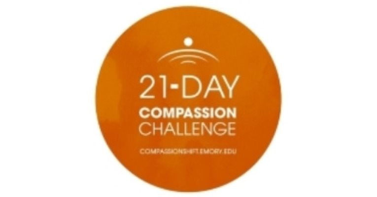 21 Day Compassion Challenge Logo