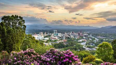 Courtesy Visit Asheville website.
