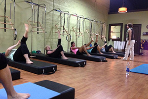 Intown Pilates Footer
