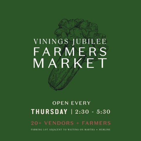 VJ Farmers Market 25x35 Poster NEW HOURS