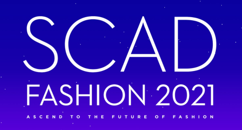 SCAD FASHION Logo