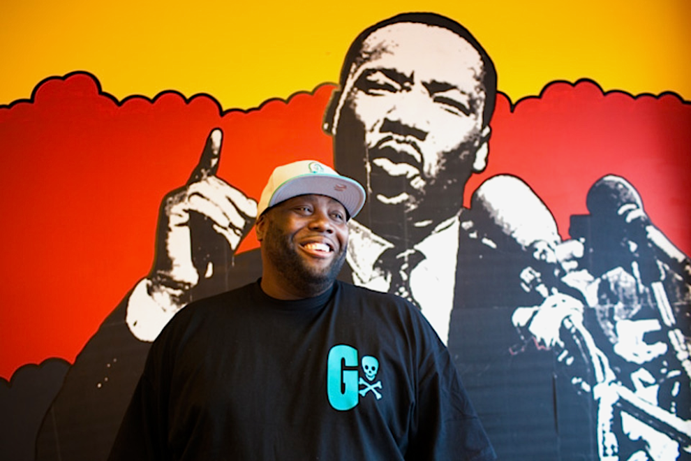 Killer Mike By Dustin Chambers