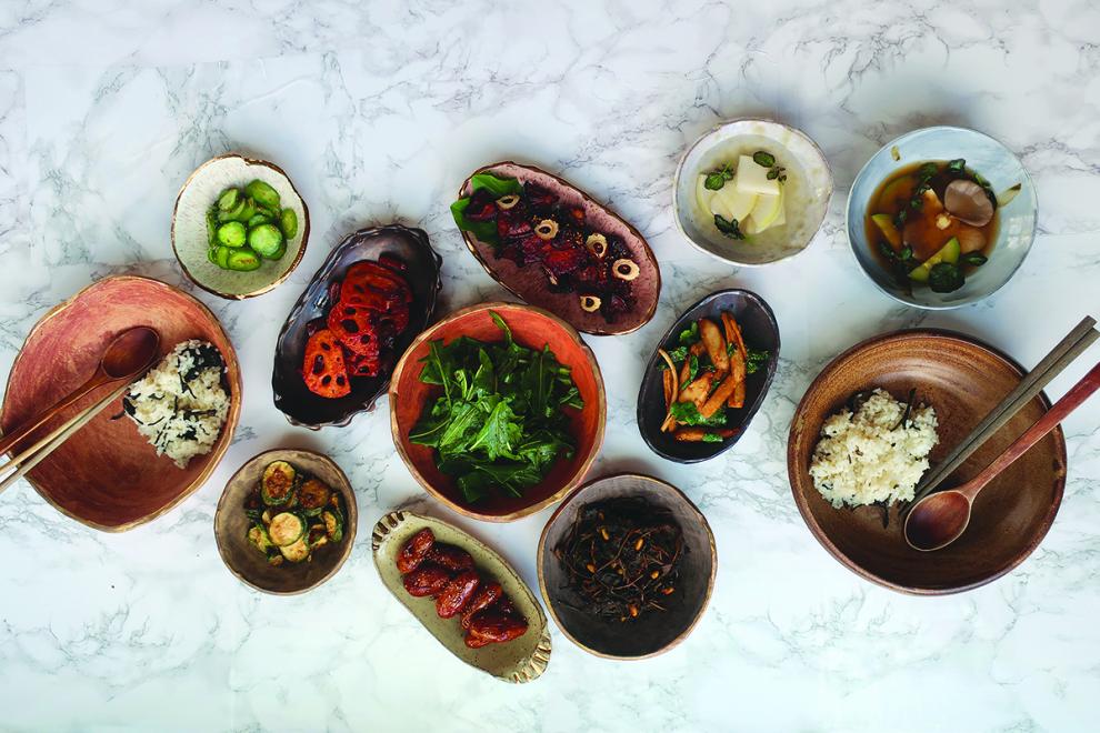 Zen And The Art Of Korean Temple Food Atlanta Creative Loafing