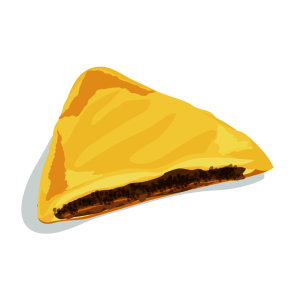 CL Handheldfood Jamaican Beef Patty