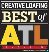 2013 Best Of Atlanta Logo