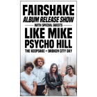 Fairshake Album Release Show W Like Mike Psycho Hill At Red Light Cafe Atlanta Ga May 24 2018 Square