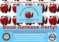 Book Release Flier Southern Sweets 2