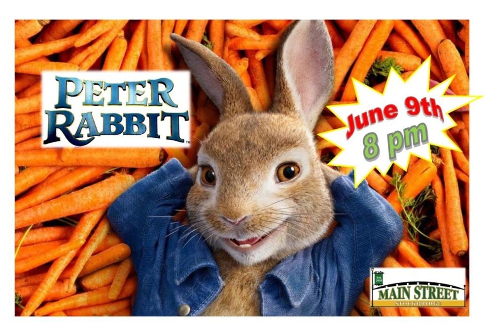 Peter Rabbit 2018 Main Street Summer Movie Series Creative Loafing