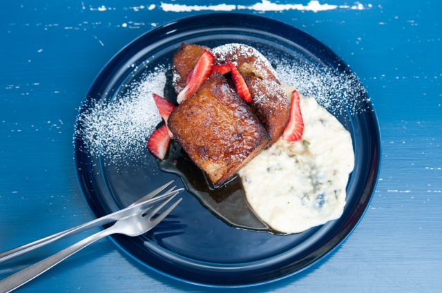 DISH DIVE: Braised pork belly. Photo by JOEFF DAVIS