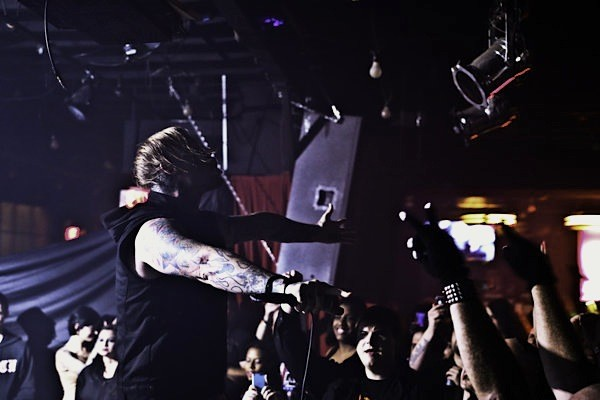 Combichrist - Photo by Shawn Evans