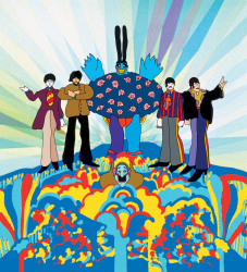 The Beatles And The Chief Blue Meanie (credit Subafilms Ltd)