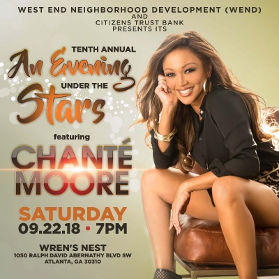 Evening Under The Stars   Chante Moore