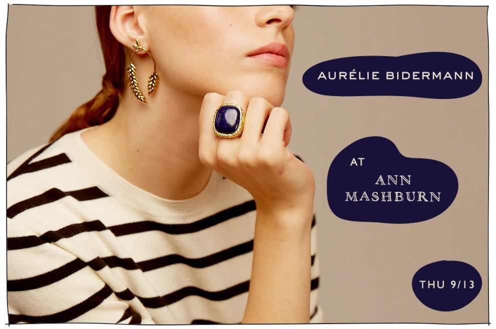 Ann Mashburn Aurelie Bidermann Sept 13
