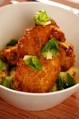 Chef Art's Buttermilk Fried Chicken